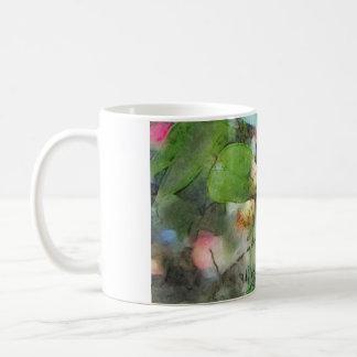 Camellia Buds Mug