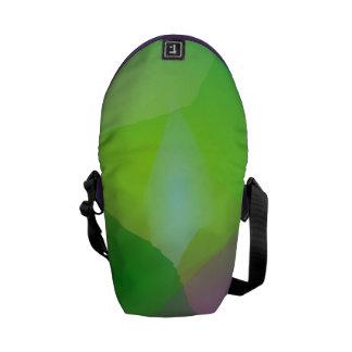 Camellia Green Haze Courier Bags