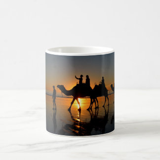 Camels on Cable Beach 2 Coffee Mug
