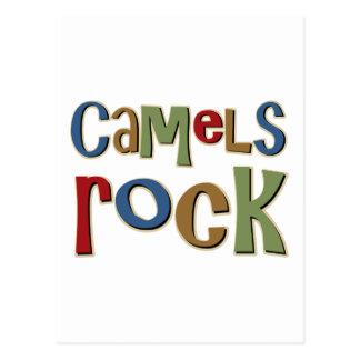 Camels Rock Postcard