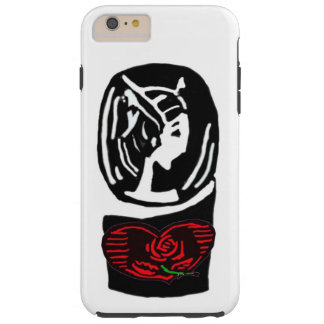 Cameo And Heart Tough iPhone 6 Plus Case