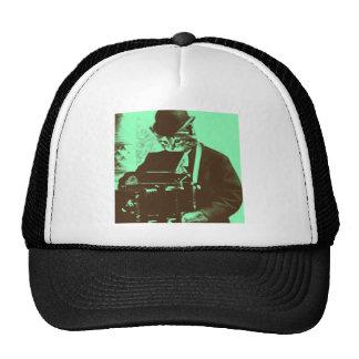 Camera Cat Mesh Hats