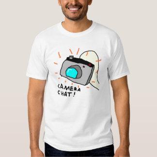 Camera Chat Shirts