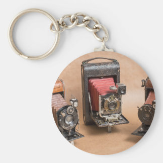 Camera Collection Key Ring