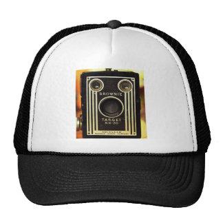 Camera Collector Vintage Camera Trucker Hat