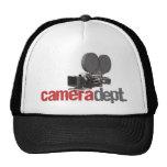 CAMERA DEPARTMENT Cap - unique design Hats
