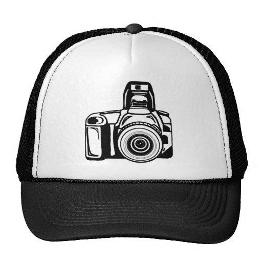Camera Design Mesh Hats