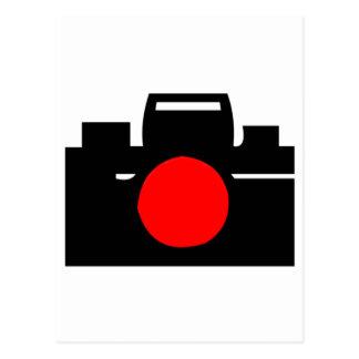 Camera Design Postcard