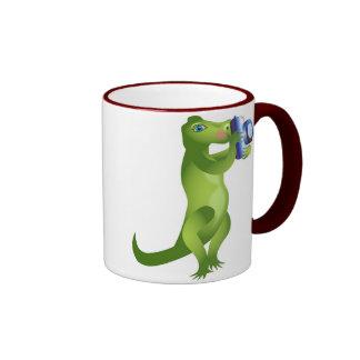 Camera Gator Ringer Mug