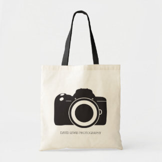 Camera Graphic Tote