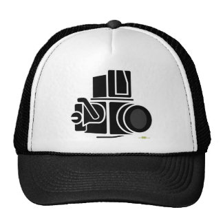 Camera. Hat