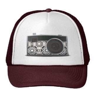 Camera Mesh Hats