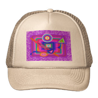 Camera Mesh Hat