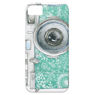 Camera image barely there iPhone 5 case