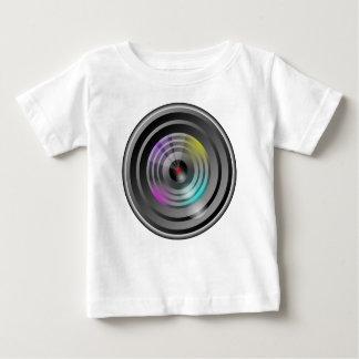 Camera Lens Baby T-Shirt