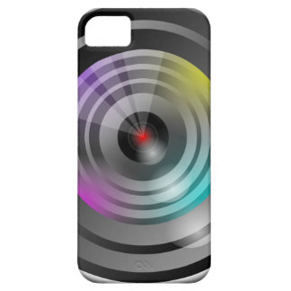 Camera Lens Barely There iPhone 5 Case