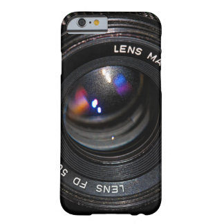 Camera Lens Barely There iPhone 6 Case
