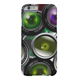 Camera Lens Case Barely There iPhone 6 Case