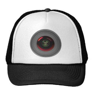 Camera Lens Trucker Hat