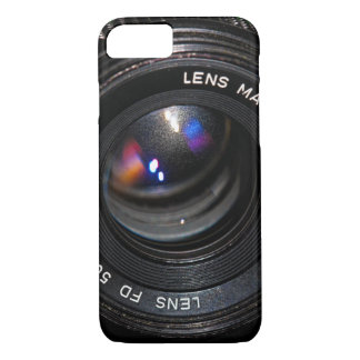 Camera Lens iPhone 7 Case