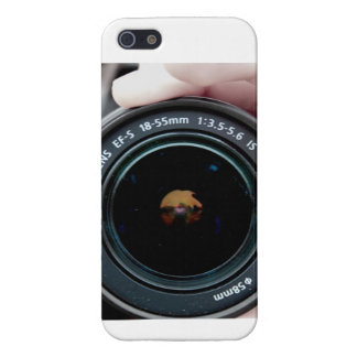 Camera Lens IPhone Case iPhone 5 Cover