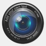Camera Lens Personalised