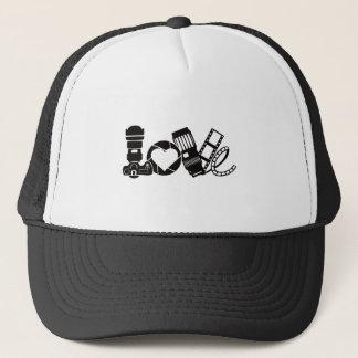 Camera Love Trucker Hat