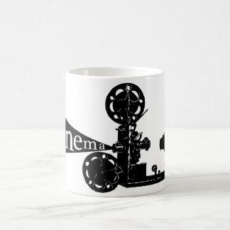 Camera - Movie Basic White Mug
