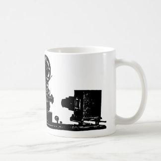 Camera - Movie Mug