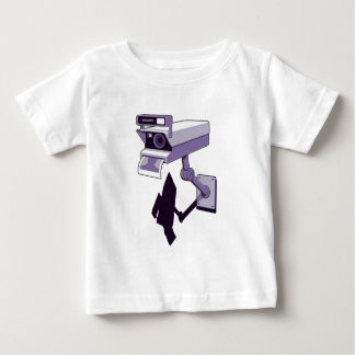 Camera of Security Baby T-Shirt