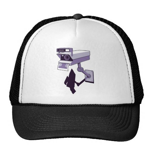 Camera of Security Mesh Hats