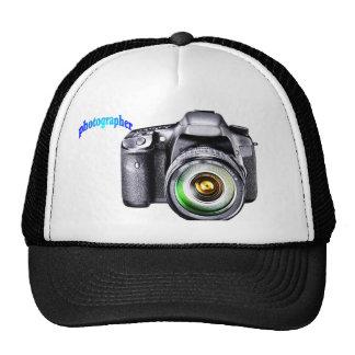 Camera on a cap