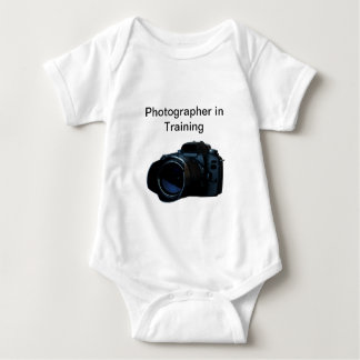 Camera photographer infant creeper