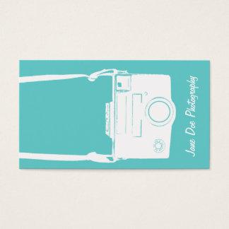 Camera Photography Teal Blue Vintage White Film