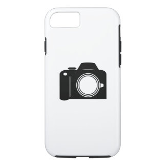 Camera Pictogram iPhone 7 Case