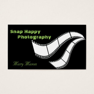 Camera Roll Business Card