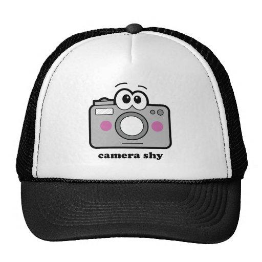 Camera Shy Hats