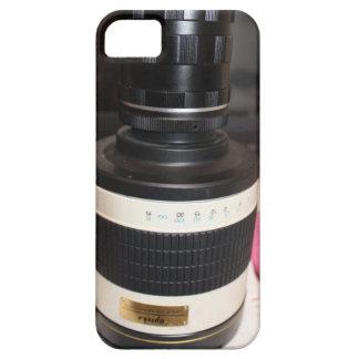 Camera Telescope Lens iPhone 5 Cases