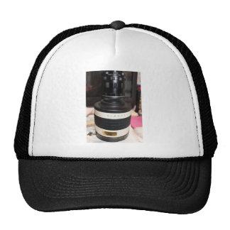 Camera Telescope Lens Trucker Hat