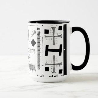 Camera Test Chart Mug