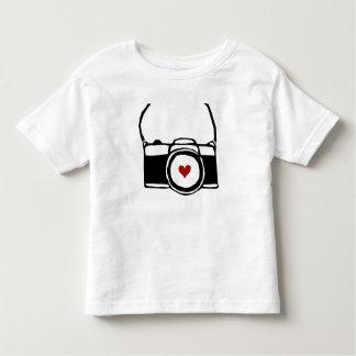 Camera Toddler Shirt