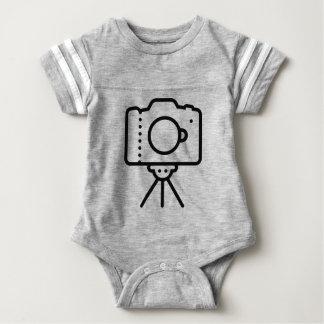 Camera Tripod Stand Baby Bodysuit