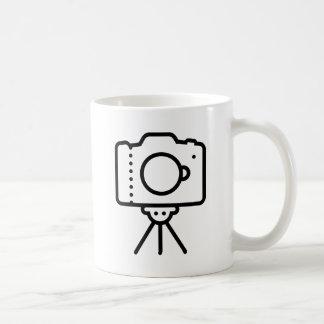 Camera Tripod Stand Coffee Mug