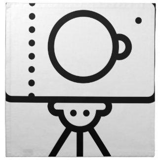 Camera Tripod Stand Napkin