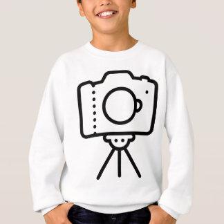 Camera Tripod Stand Sweatshirt