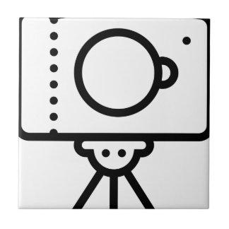 Camera Tripod Stand Tile