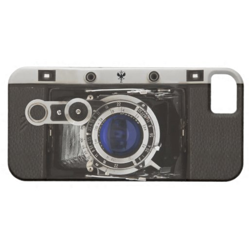 Camera : Z-003 iPhone 5 Cases
