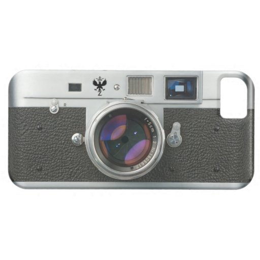 Camera : Z-004 iPhone 5 Covers