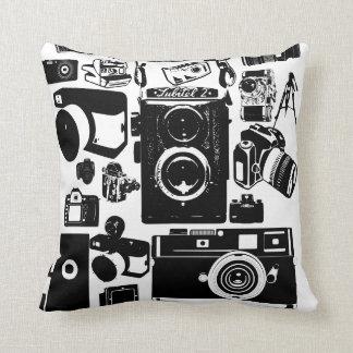 Cameras Cushion