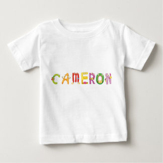 Cameron Baby T-Shirt